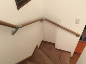 住宅改修手すり種類